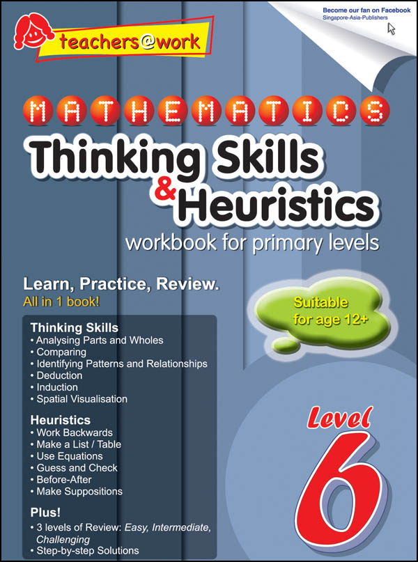 Mathematic Thinking Skills & Heuristics LV1e