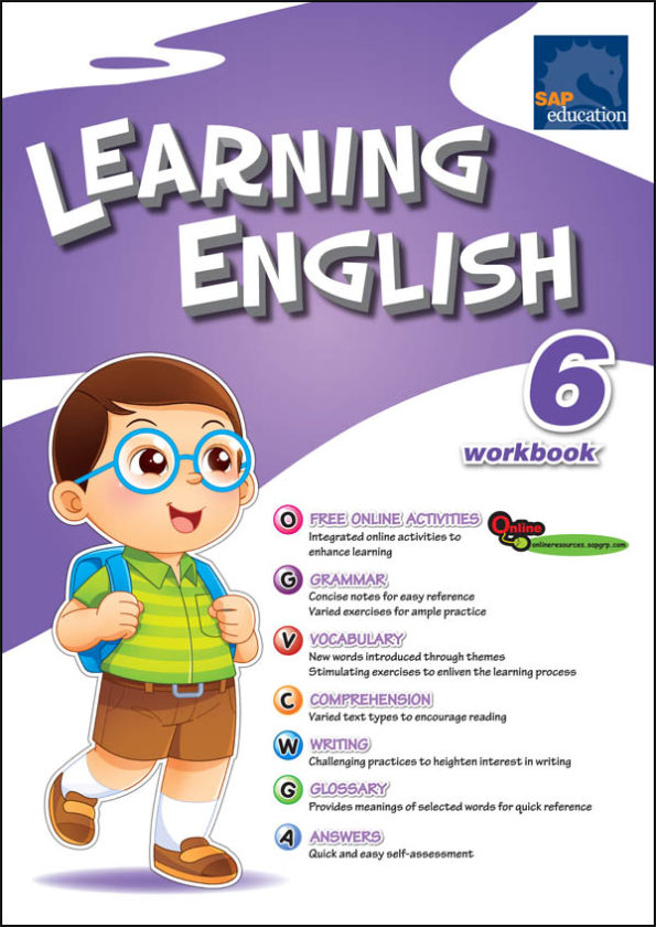 Learning English WB6_CTP