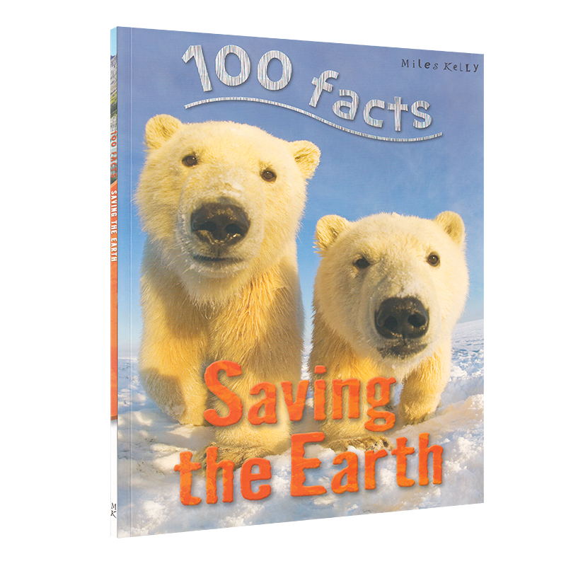 100 Facts Saving the Earth – 9781786170538 [C2]