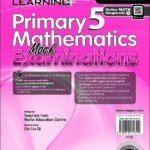 Cover_P5 Mathematics Mock Examinations Pantone213U_Practicle
