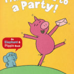 I Am Invited to a Party-9781406338430