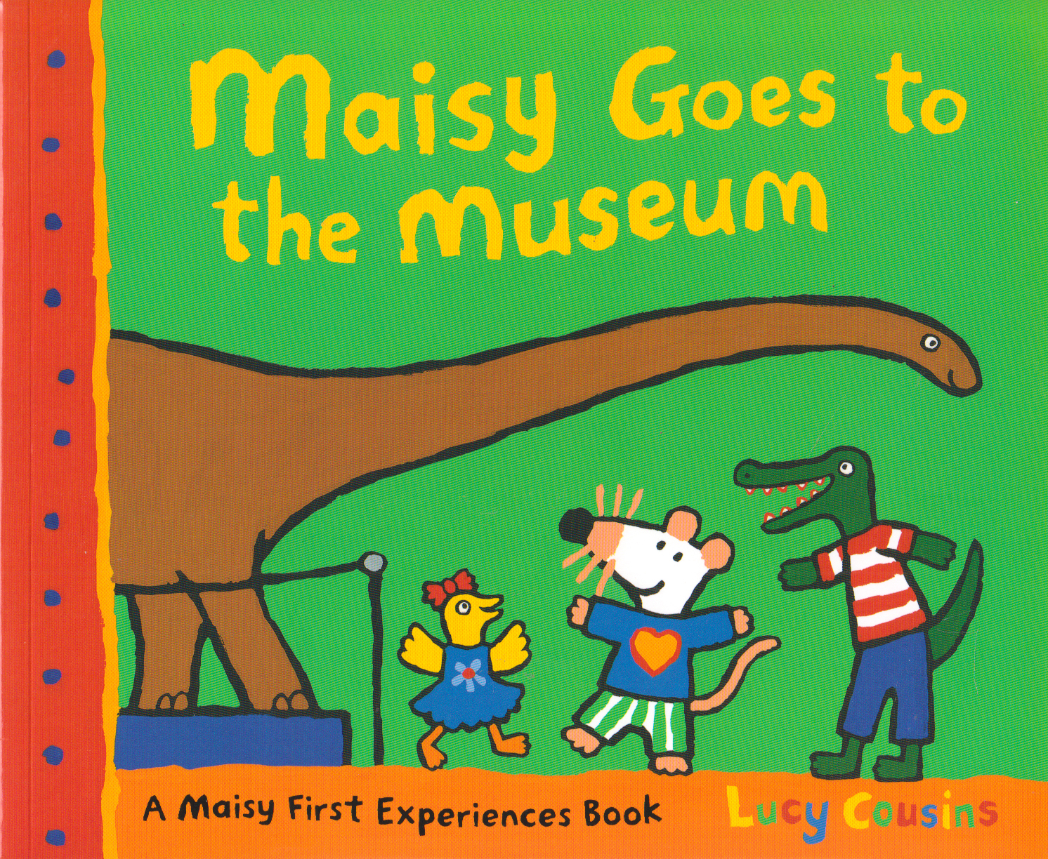 Maisy Goes to the Museum – 9781406344592 [C1]