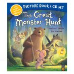 Picture Book & CD Set The Great Monster Hunt – 9781848698956[01] (1 (5)