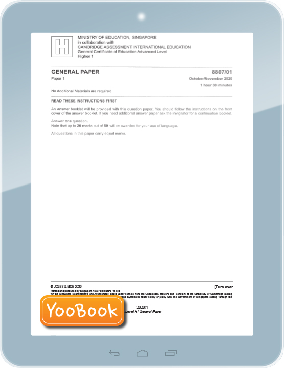 3321564_eCover_ALH1 General Paper YE 2011-2020