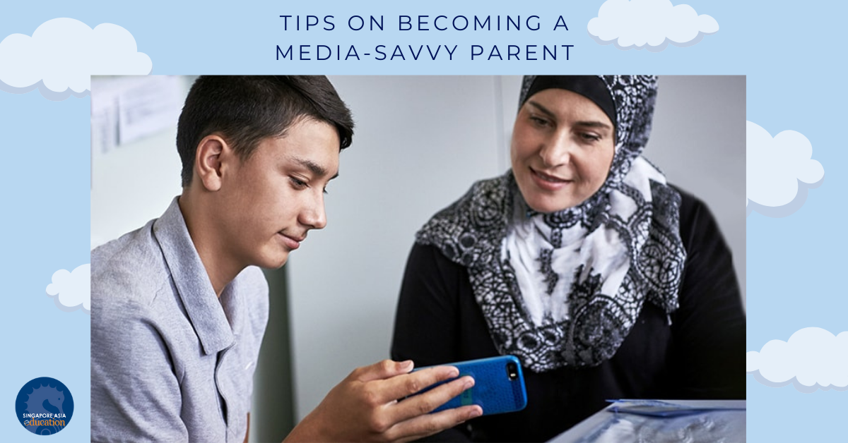Tips on becoming a media-savvy parent