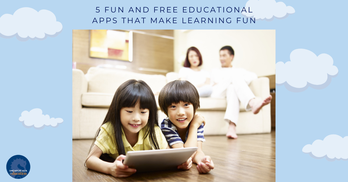 5 Fun and Free Educational Apps That Make Learning Fun