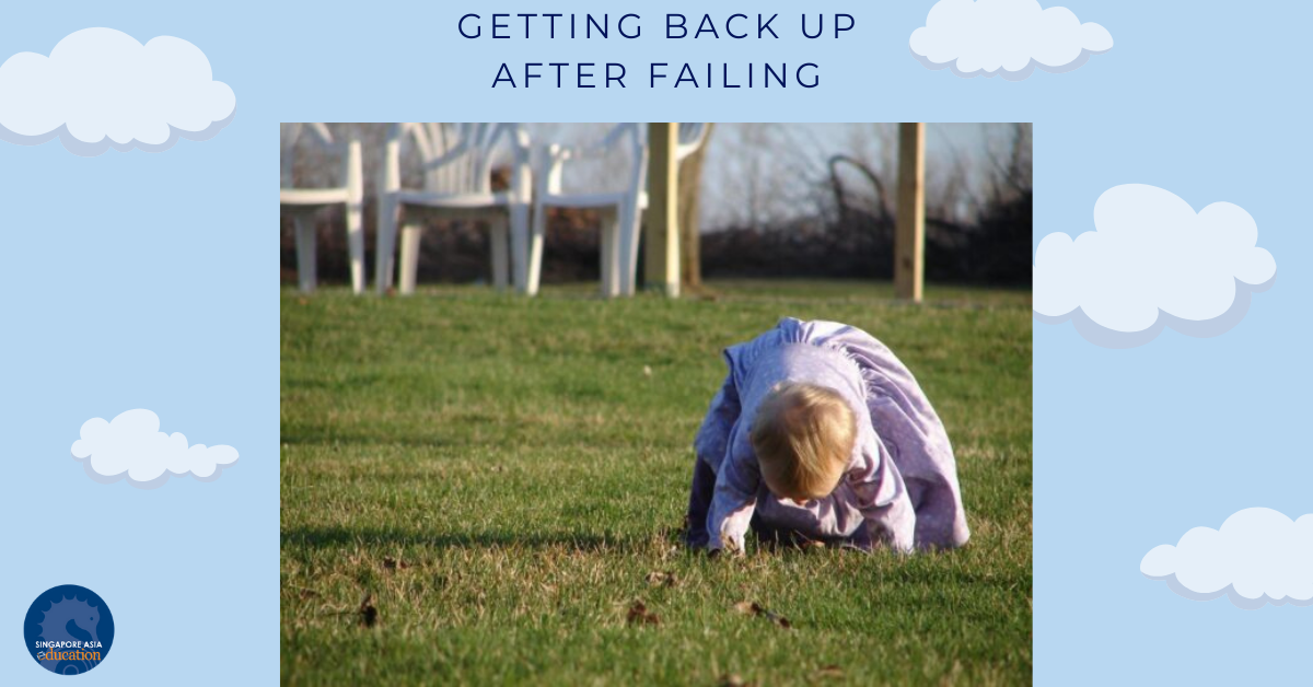 Getting Back Up After Failing