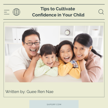 Tips to Cultivate Confidence in Your Child