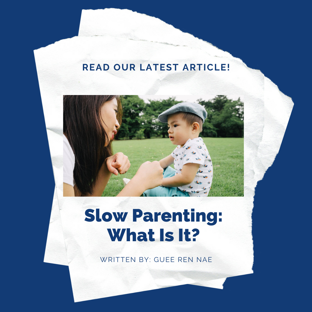 Slow Parenting: What Is It?