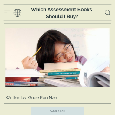Which Assessment Books Should I Buy?