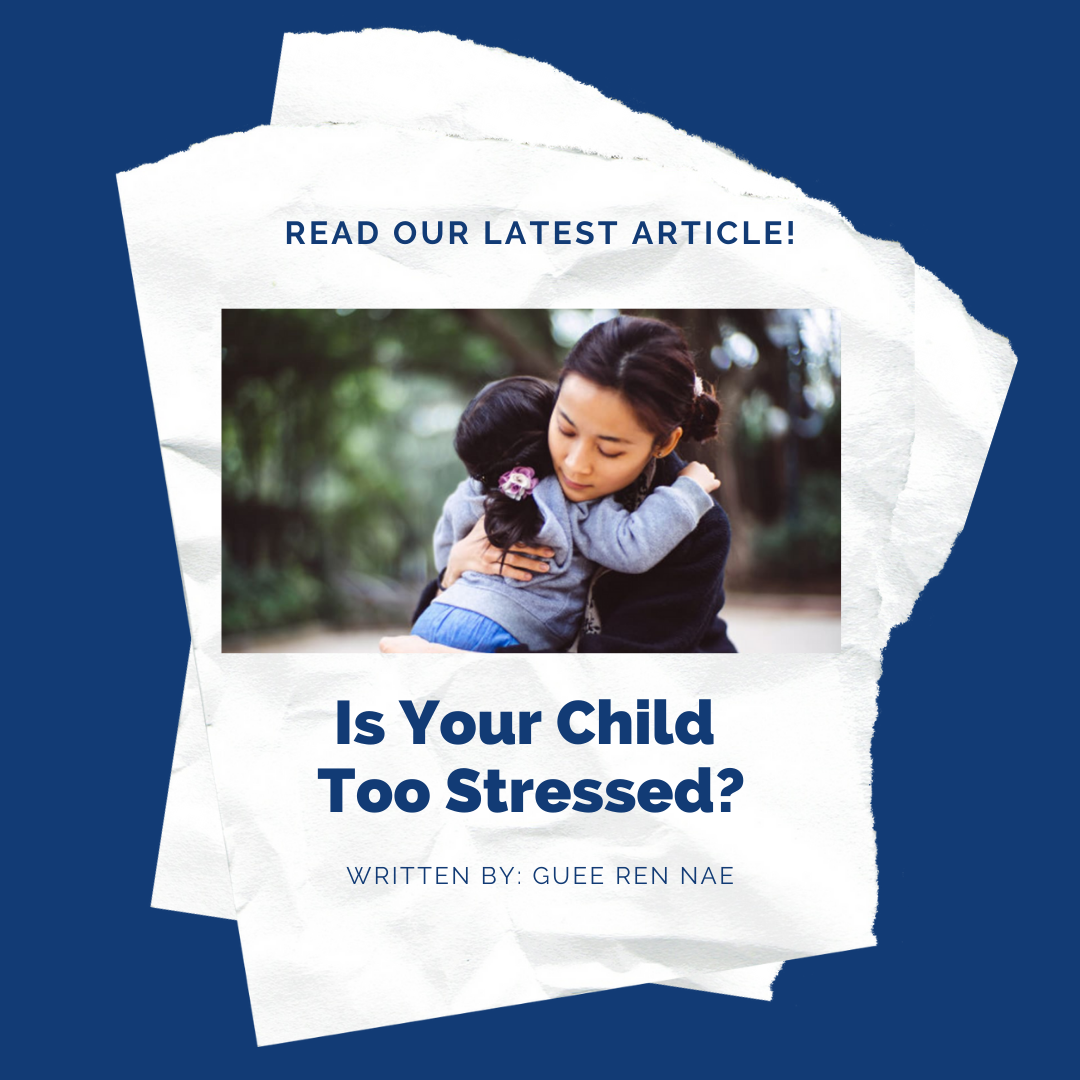 Is Your Child Too Stressed?